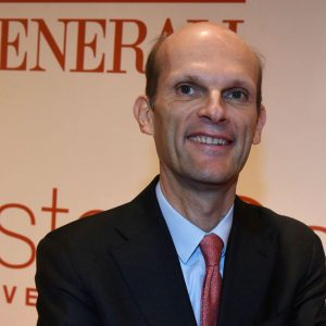 Generali, de Courtois vice presidente di Insurance Europe