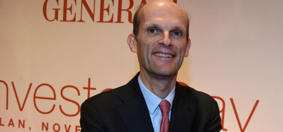 Generali, de Courtois vice presidente di Insurance Europe