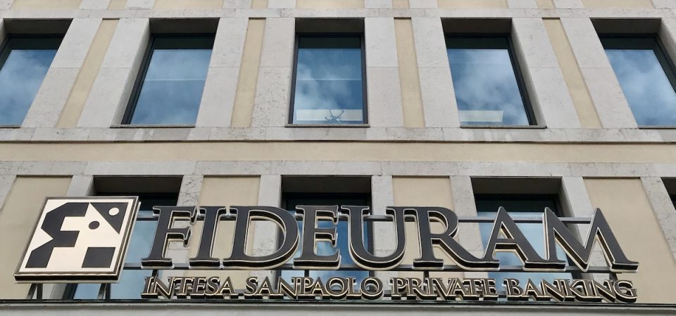 Fideuram-Intesa private banking: raccolta di 1,9 miliardi a giugno