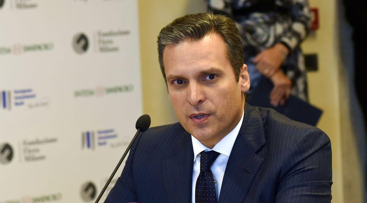 Mauro Micillo, ad di Banca Imi