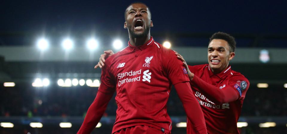Champions: Liverpool,   vittoria storica che umilia ed elimina il Barcellona