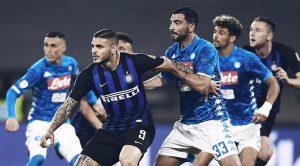 Napoli Inter, con Icardi