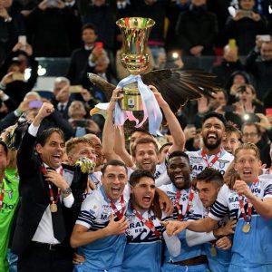 Coppa Italia alla Lazio: Milinkovic e Correa stendono l'Atalanta