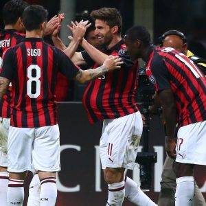 Il Milan sgambetta il Bologna e si riavvicina alla Champions