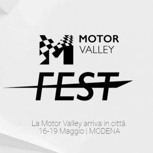 Motor Valley Fest di Modena al via: ecco tutto ciò che c'è da sapere