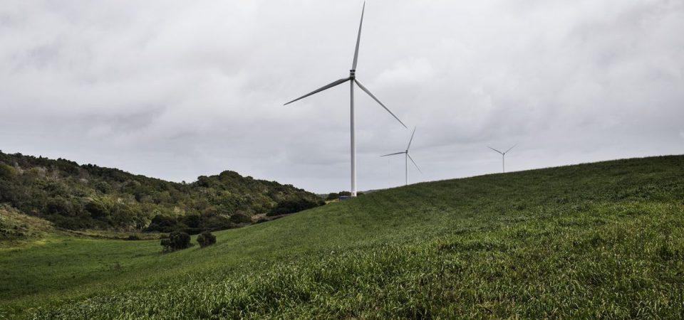 Enel avvia la costruzione di un nuovo parco eolico in Sudafrica