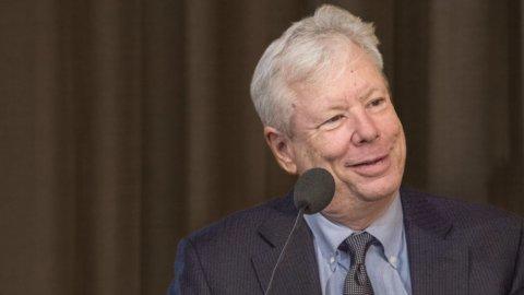 Il Premio Nobel Richard Thaler è il nuovo consulente di Pimco