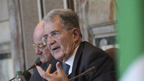 """Prodi: """"Europa, fai tesoro del metodo CERN"""""""