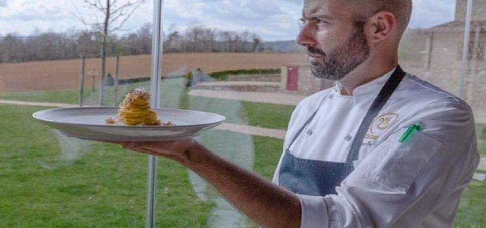 Su First&Food la ricetta dello chef stellato Antonello Sardi