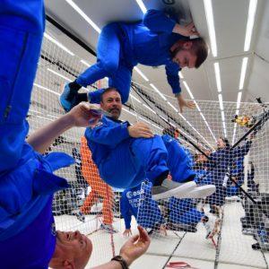 Astronauti per un giorno: con l'ESA in volo a gravità zero – VIDEO