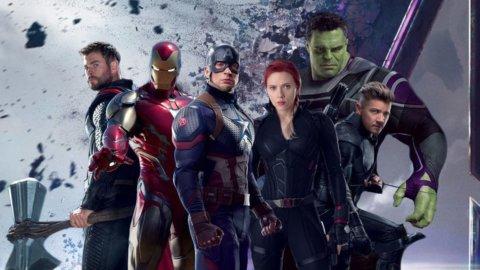 Avengers Endgame, incassi record: supera Titanic e punta Avatar