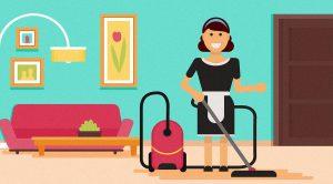 Immagine per colf e badanti e lavoratori domestici