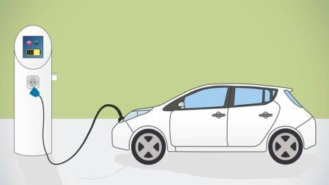 Auto elettrica: l'identikit dell'acquirente italiano