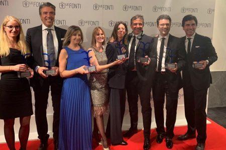 """Generali premiata da """"Le Fonti"""" per innovazione e comunicazione"""