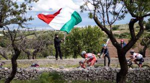 Ciclismo al Giro d'Italia