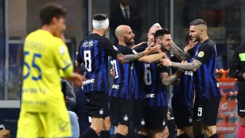 Inter vince e torna terza ma Conte è una mina vagante