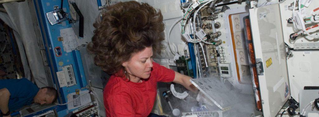 Interno della ISS
