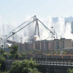 Ponte Morandi, la Consulta: legittimo escludere Autostrade