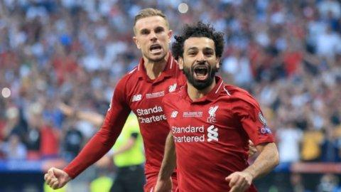 Champions League, il Liverpool è campione