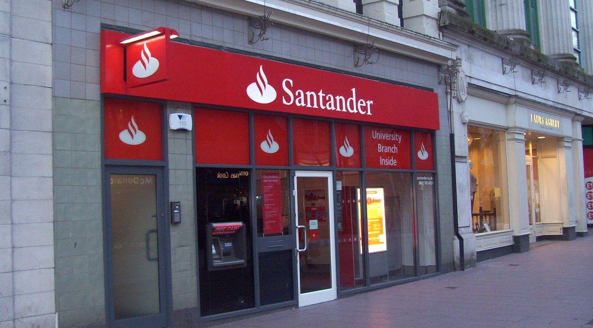 Filiale del Banco Santander