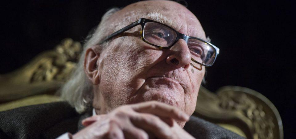 Andrea Camilleri ricoverato a Roma: è gravissimo