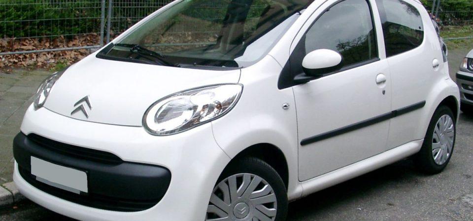 Citroen C1: verifiche sui vetri posteriori