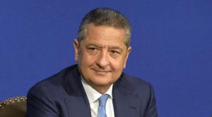 Fabio Panetta, presidente dell'Ivass e dg della Banca d'Italia