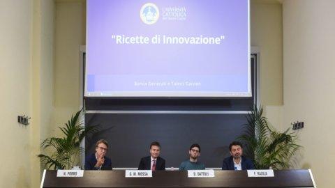 Innovazione, talenti a confronto: le ricette di Banca Generali e Talent Garden