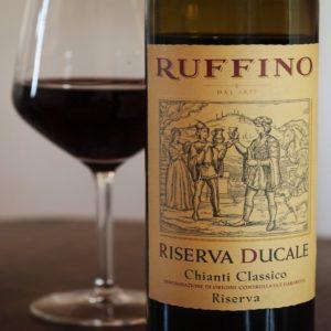 Riserva Ducale Ruffino, il vino scoperto dal Duca d'Aosta