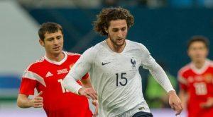 Adrien Rabiot calciatore francese