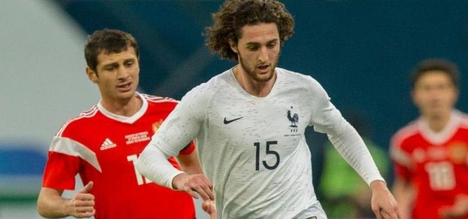 La Juve punta Rabiot e il Napoli risponde con James Rodriguez