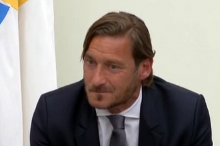 """Totti: """"Roma addio. Mi escludevano da tutto"""""""