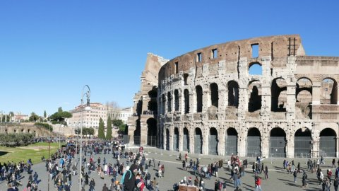 Colosseo: al via la gara Consip da 600 milioni