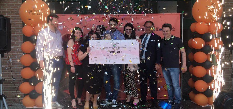 Shell: Royal Contest, vince progetto per la plastica