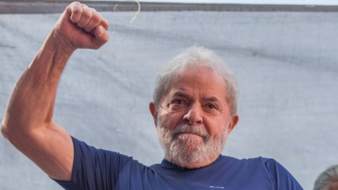 Lula da Silva ex presidente Brasile