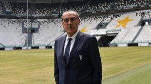 Maurizio Sarri allenatore Juventus