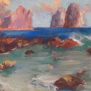 Il Vomero degli artisti in mostra a Bari