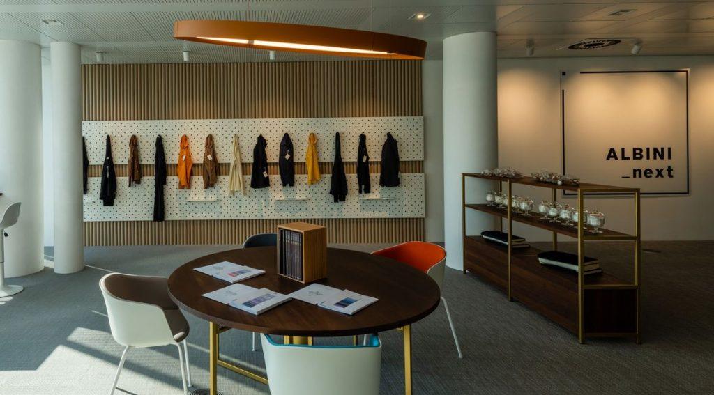Albini, la Silicon Valley del tessile è a Bergamo FIRSTonline