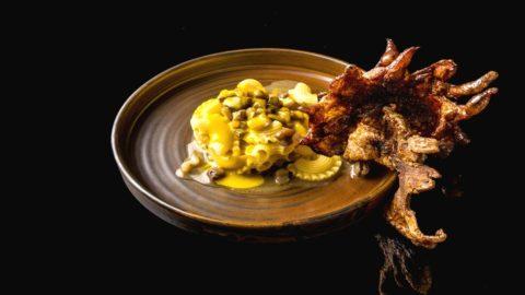 La ricetta di Philippe Léveillé: carbonara, il gallo ha fatto l'uovo