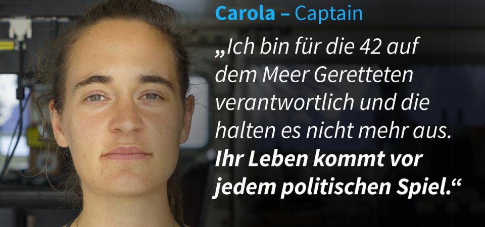 Carola Rackete è libera: il Gip annulla l'arresto. Ira di Salvini