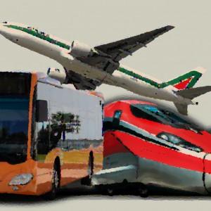 Sciopero bus, treni, aerei: settimana caos nei trasporti