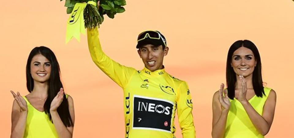 Tour: Bernal primo colombiano a vincere – LE PAGELLE