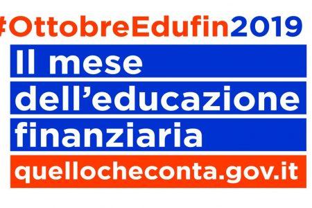 Educazione finanziaria, a ottobre nuova edizione