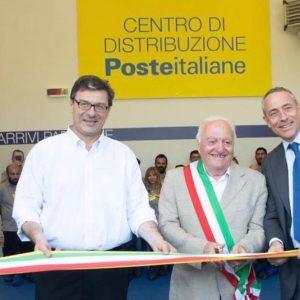 Poste, a Varese nuovo hub da 20mila consegne al giorno