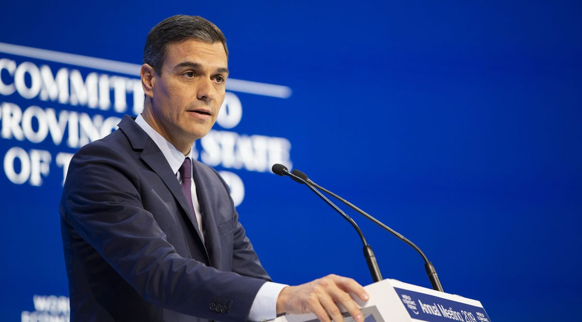 Pedro Sanchez premier della Spagna