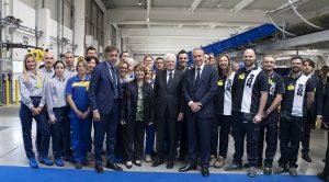Poste Italiane inaugura hub Bologna