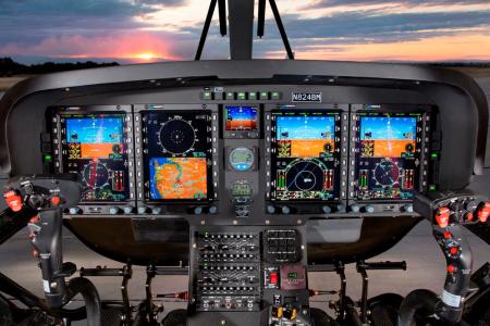 E' di Leonardo il software che aiuta i piloti aerei in Uk