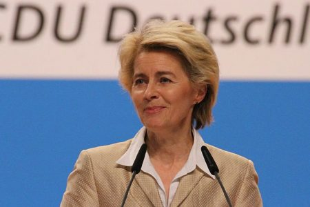 Von der Leyen è la nuova presidente della Commissione Ue