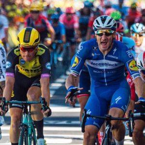 Tour: Viviani sul trono dello sprint mondiale a Nancy