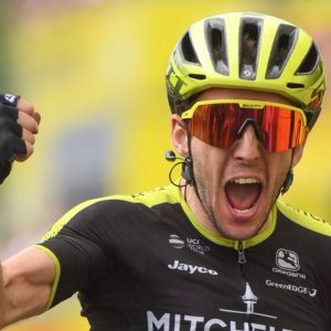 Tour: Yates risorge sui Pirenei, oggi la crono di Pau
